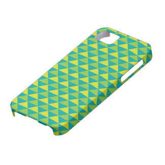 Skraj Retro design - grönt iPhone 5 Case-Mate Fodraler