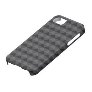 Skraj Retro design - svart/grått Barely There iPhone 5 Fodral