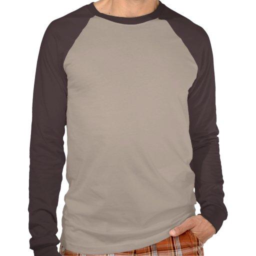 Skraj retro uppsätta som mål T-tröja