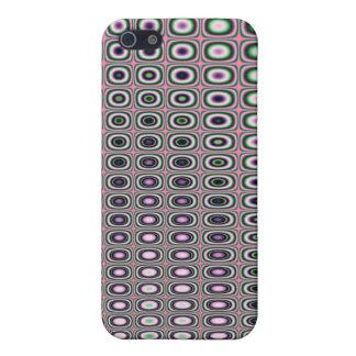 Skraj ringar iPhone 5 fodraler