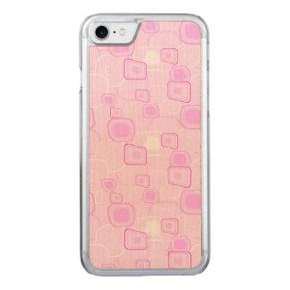 Skraj rosor carved iPhone 7 skal