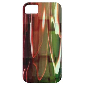 Skraj vattenabstrakt iPhone 5 fodral