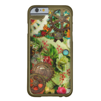 Skraj Victorianmässing Barely There iPhone 6 Skal