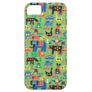 Skraj Zoo iPhone 5 Cases