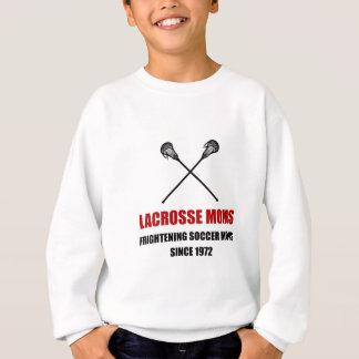Skrämma fotbollmammor för Lacrosse T Shirt