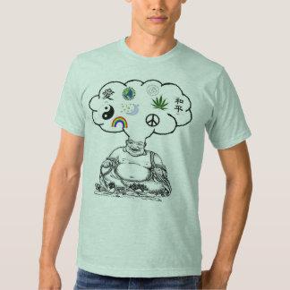 Skratta Buddha Tshirts
