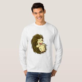 Skratta igelkotten t shirt