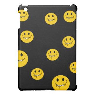 skratta smiley face iPad mini mobil skydd