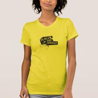 Skri & rop tshirts