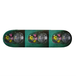 Skridskon stiger ombord - all licoricen sorterar s skateboard bräda 21,5 cm