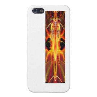 Skridskon stiger ombord avfyrar bladet iPhone 5 cases