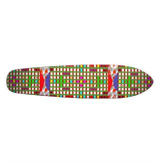 SKRIDSKON STIGER OMBORD ungar för Mini Skateboard Bräda 18,7 Cm