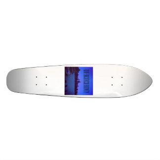 Skridskon stiger ombord vid QueenCityCreativity Skateboard Bräda 21,5 Cm