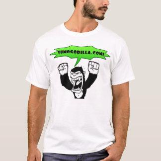skrika för sumogorilla t shirt