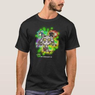 SKRIKIG SOPPA! T-tröja för Billy rysarevärderingar T-shirt