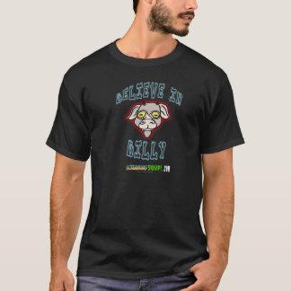 SKRIKIG SOPPA! Tro i den Billy T-tröja Tee Shirt