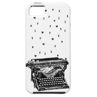 Skriva-/skrivmaskinsfodral iPhone 5 Skydd