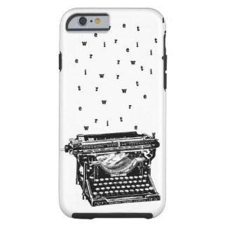 Skriva-/skrivmaskinsfodral Tough iPhone 6 Skal