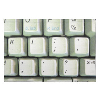 Skrivmaskinstangentbord Bordstablett