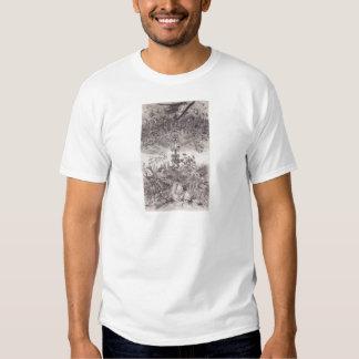 Skrotar vid Felicien Rops T Shirts