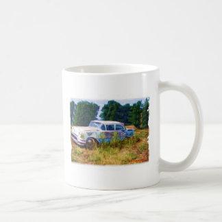 SkrotOldsmobile deppighet Kaffemugg