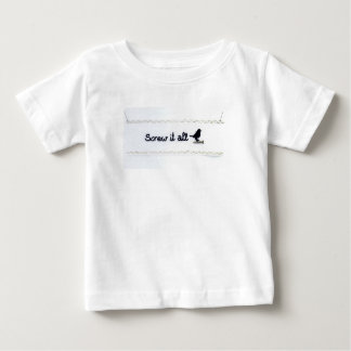Skruva det all babyTshirt Tröja