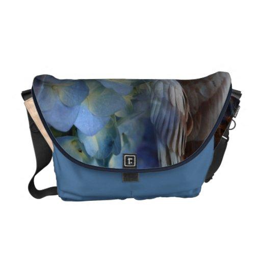 Skugga av din vingar kurir väskor