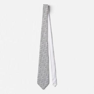 Skuggar av grå färggrottahäst slips