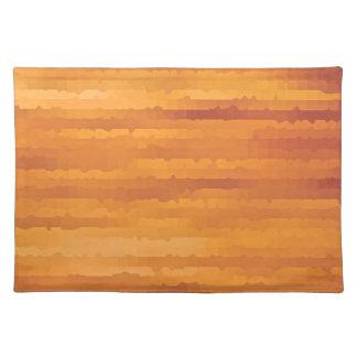 Skuggar av orangen bordstablett