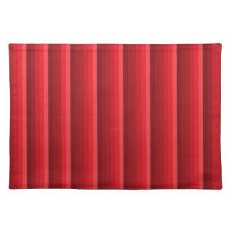 Skuggar av röd bordstablett