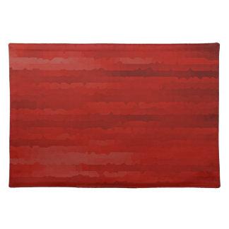 Skuggar av rött bordstablett