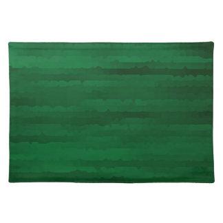 Skuggar av smaragdgrönt bordstablett