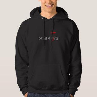 Skuggar den skräddarsy hoodien - tröja med luva