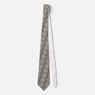 Skuggar mot en vägg slips