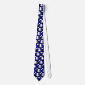 Skuggar och tänder slips