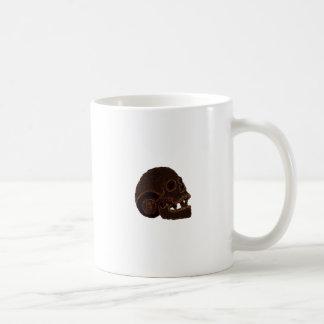 skull2 vit mugg
