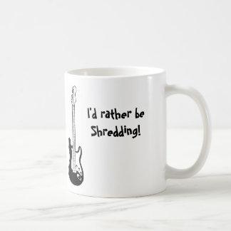 """""""Skulle jag strimlar ganska"""" kaffemuggen Kaffemugg"""