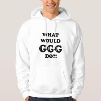 SKULLE VAD GOD MAN SOM GREG GÖR? HOODIE