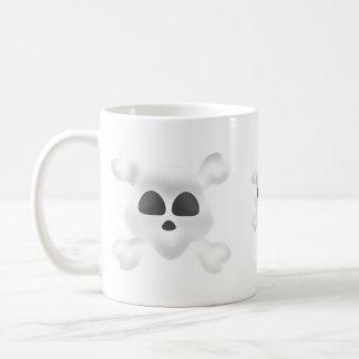 Skully Kaffemugg