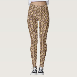 Skullz Leggings