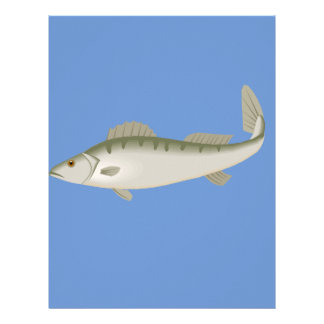 Skum fisk som fiskar den Fisher forellen Brevhuvud