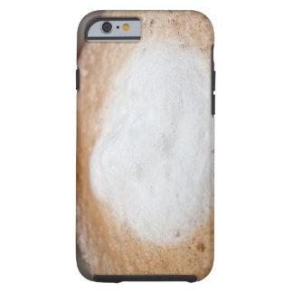 Skumma på cappuccino, närbild tough iPhone 6 case
