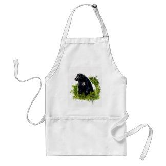Skunkförkläde Förkläde