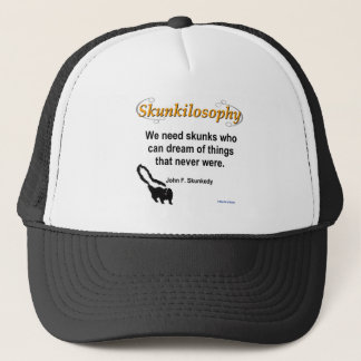 Skunkilosophy: Var aldrig Keps