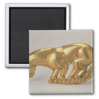 Skydda emblemen i form av en panter magnet