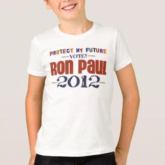 Skydda mitt framtida Ron Paul 2012 Tröja