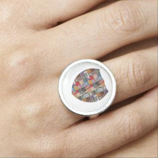 Skydda skyddar datummärkning för flickavänsyster ring
