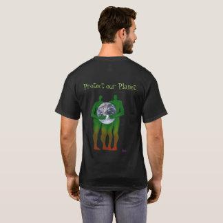 Skydda vår planetT-tröja T Shirts