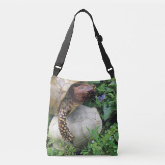 Skyddande sköldpaddasnäcka för sköldpadda axelväska