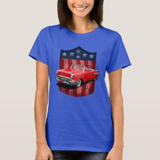 Skyddar den underbara amerikanen för blått BelAir Tshirts
